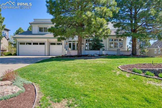 7918 Glen Ridge Drive, Castle Pines, CO 80108 (#3801065) :: The Harling Team @ HomeSmart