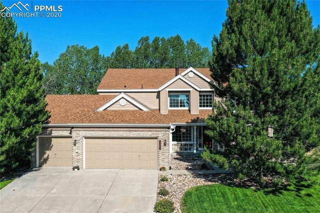 10505 Paxton Court, Parker, CO 80134 (#3801125) :: Tommy Daly Home Team