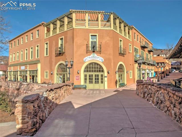 934 Manitou Avenue #307, Manitou Springs, CO 80829 (#3801755) :: Perfect Properties powered by HomeTrackR