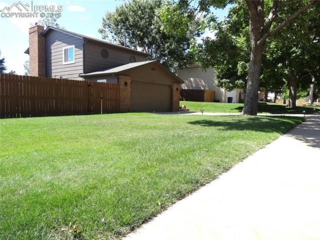 882 Hoosier Drive, Colorado Springs, CO 80916 (#3804875) :: Jason Daniels & Associates at RE/MAX Millennium