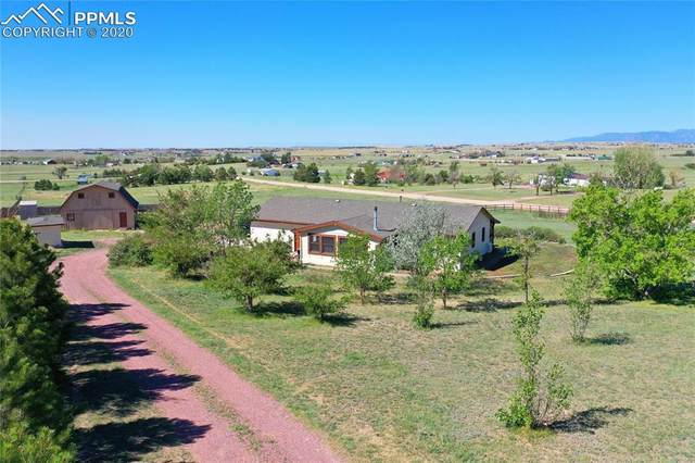 15715 Connies Drive, Peyton, CO 80831 (#3805081) :: Action Team Realty