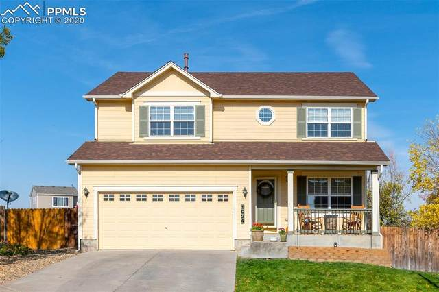 1042 Cailin Way, Fountain, CO 80817 (#3805266) :: The Kibler Group