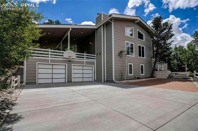 5040 N Lariat Drive, Castle Rock, CO 80108 (#3805806) :: Tommy Daly Home Team