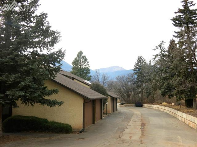 331 El Paso Boulevard B, Manitou Springs, CO 80829 (#3806184) :: Action Team Realty