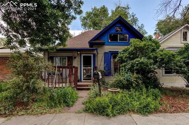 2914 W Bijou Street, Colorado Springs, CO 80904 (#3807582) :: The Treasure Davis Team | eXp Realty