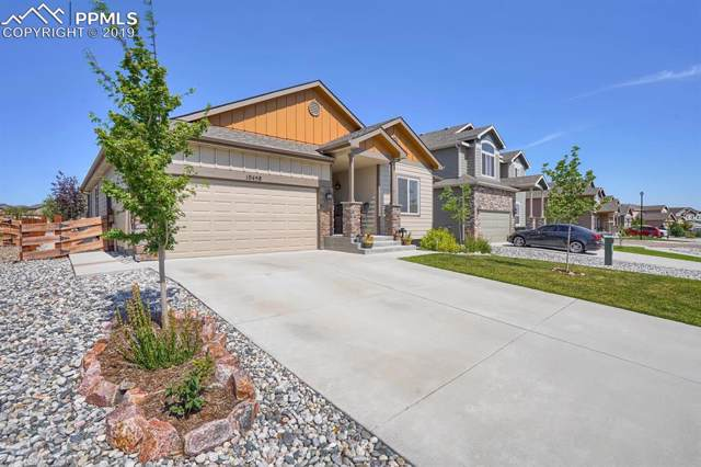10458 Mt Lincoln Drive, Peyton, CO 80831 (#3807619) :: The Kibler Group