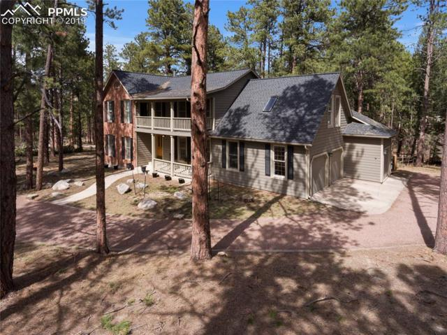 19965 E Top O The Moor Drive, Monument, CO 80132 (#3809308) :: Tommy Daly Home Team