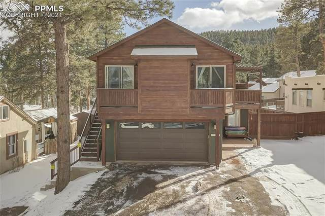 1109 W Browning Avenue, Woodland Park, CO 80863 (#3809927) :: 8z Real Estate