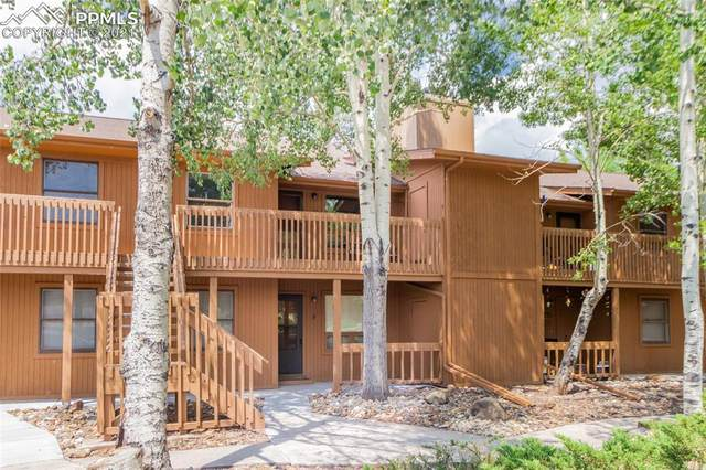 401 Forest Edge Road A10, Woodland Park, CO 80863 (#3810059) :: The Dixon Group