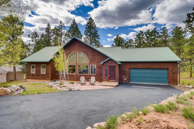 1020 Skyline Court, Woodland Park, CO 80863 (#3812203) :: Tommy Daly Home Team