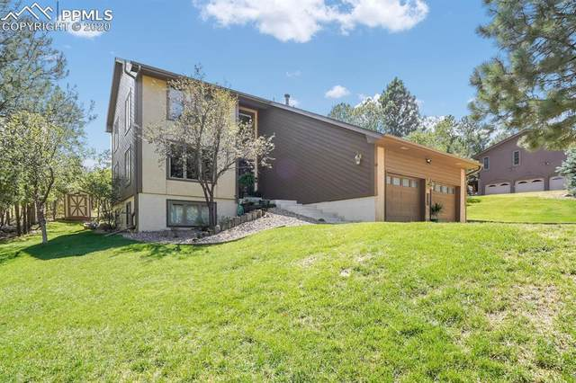 355 Brandywine Drive, Colorado Springs, CO 80906 (#3814872) :: CC Signature Group