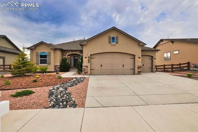 7198 Silver Buckle Drive, Colorado Springs, CO 80923 (#3816075) :: Fisk Team, RE/MAX Properties, Inc.