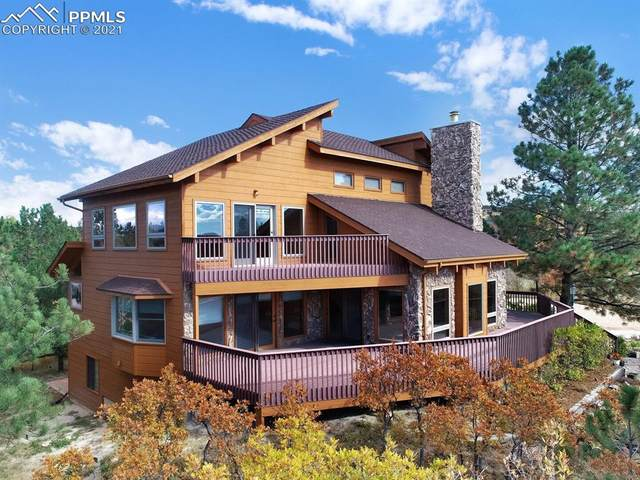 210 Mission Hill Way, Colorado Springs, CO 80921 (#3817530) :: The Gold Medal Team with RE/MAX Properties, Inc