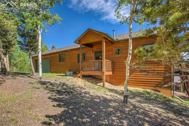 511 Potlatch Trail, Woodland Park, CO 80863 (#3818837) :: Action Team Realty