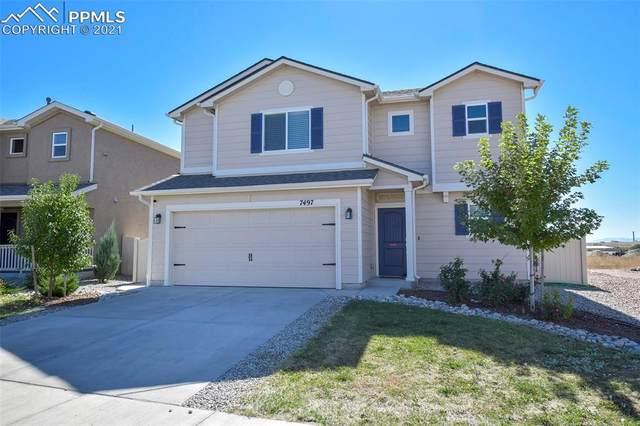 7497 Benecia Drive, Fountain, CO 80817 (#3822807) :: Venterra Real Estate LLC