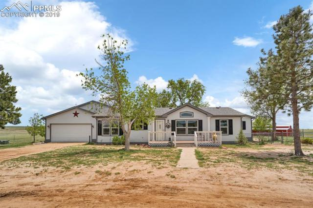 36445 Heavenly View, Yoder, CO 80864 (#3823878) :: Action Team Realty