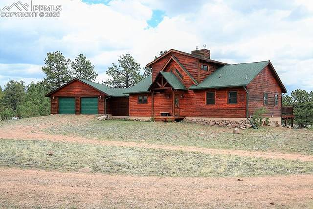 1970 Doe Valley Road, Guffey, CO 80820 (#3825385) :: Tommy Daly Home Team