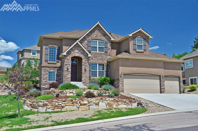 12295 Woodmont Drive, Colorado Springs, CO 80921 (#3829775) :: 8z Real Estate