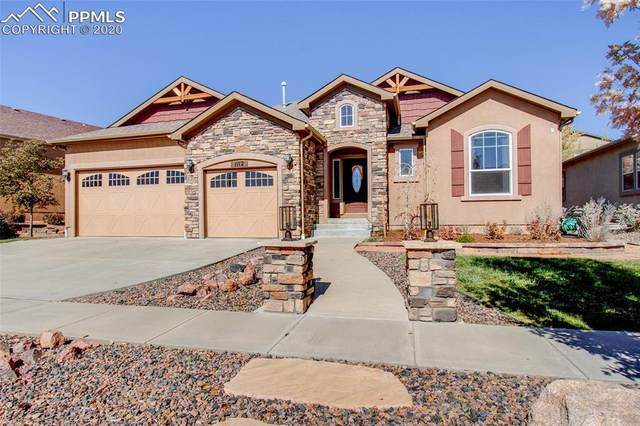 1112 Spectrum Loop, Colorado Springs, CO 80921 (#3829978) :: Action Team Realty