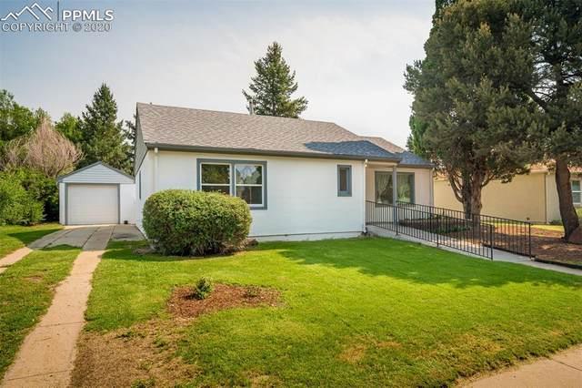 930 E La Salle Street, Colorado Springs, CO 80907 (#3830343) :: Tommy Daly Home Team