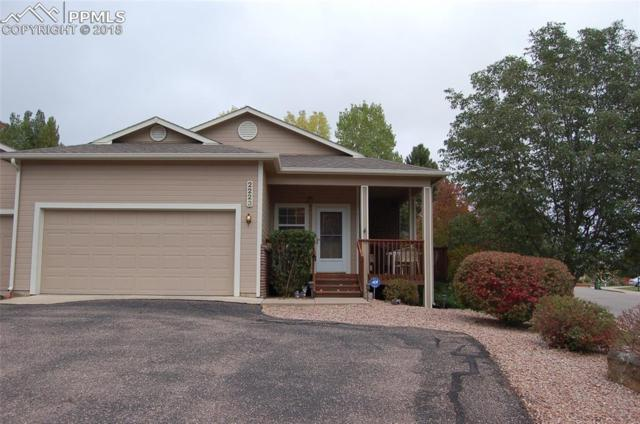 2223 Palm Drive A, Colorado Springs, CO 80918 (#3830717) :: CENTURY 21 Curbow Realty