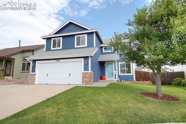 4716 Skywriter Circle, Colorado Springs, CO 80922 (#3831517) :: The Kibler Group
