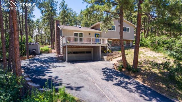 1365 Spring Valley Drive, Colorado Springs, CO 80921 (#3831532) :: Action Team Realty