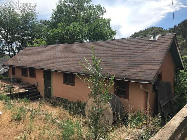 375 Pilot Knob Avenue, Manitou Springs, CO 80829 (#3832156) :: Action Team Realty