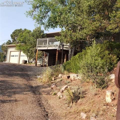 11 Via Loma Way, Manitou Springs, CO 80829 (#3837861) :: Venterra Real Estate LLC