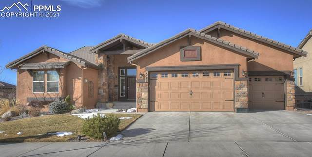 1408 Yellow Tail Drive, Colorado Springs, CO 80921 (#3839672) :: Action Team Realty