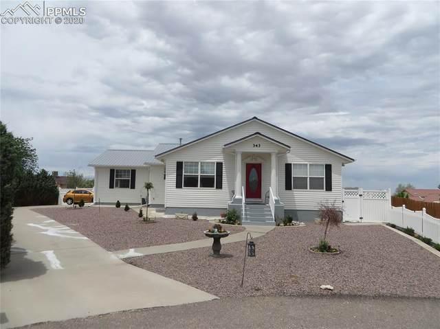 343 E Bond Court, Pueblo West, CO 81007 (#3840533) :: Colorado Home Finder Realty