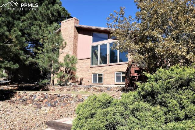 1330 Oak Hills Drive, Colorado Springs, CO 80919 (#3842022) :: The Hunstiger Team