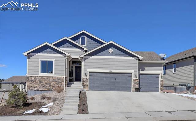 870 Tailings Drive, Monument, CO 80132 (#3844817) :: The Harling Team @ Homesmart Realty Group