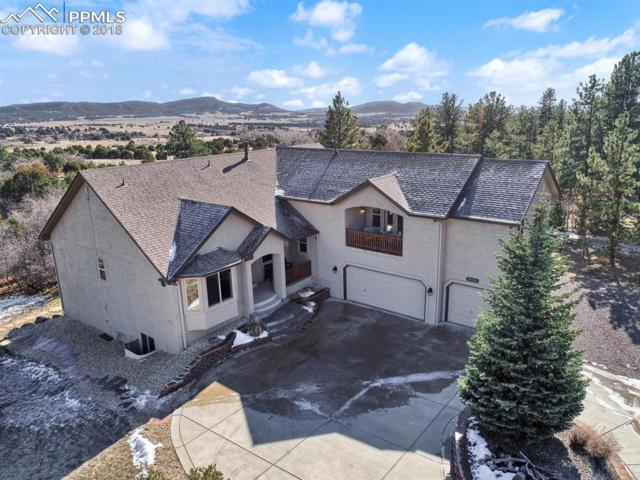 15804 Cala Rojo Drive, Colorado Springs, CO 80926 (#3845842) :: The Daniels Team