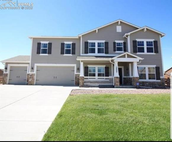 10867 Spurlock Place, Peyton, CO 80831 (#3845973) :: Action Team Realty