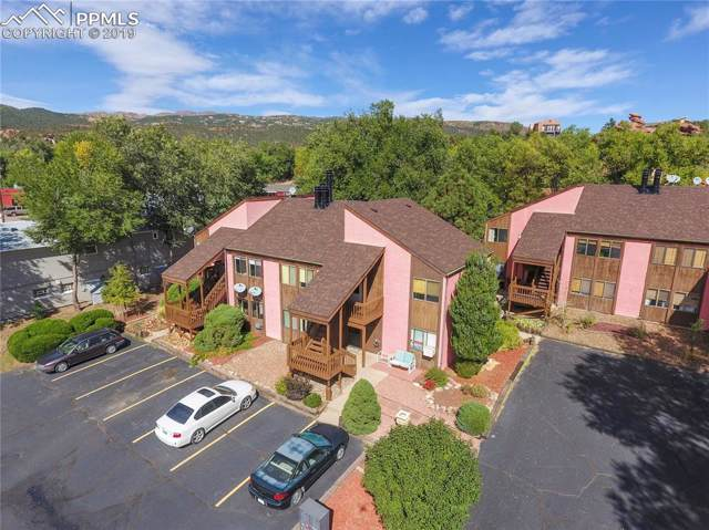 52 El Paso Boulevard 1B, Manitou Springs, CO 80829 (#3850922) :: CC Signature Group