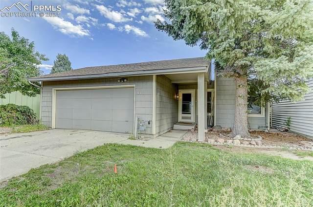 841 San Antonio Place, Colorado Springs, CO 80906 (#3851806) :: Hudson Stonegate Team