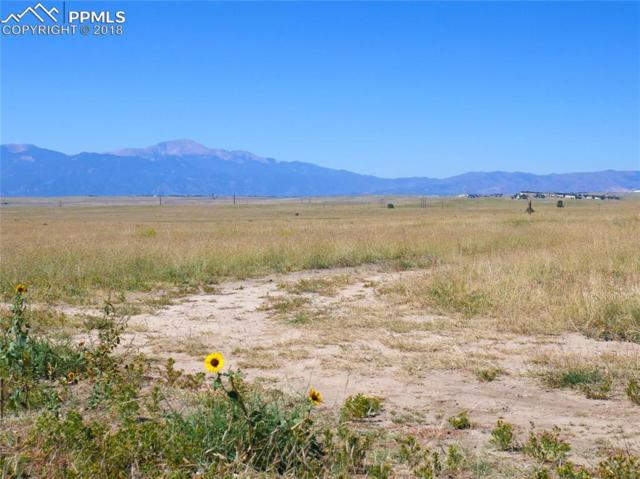 Lot 4 Franceville Coal Mine Road, Colorado Springs, CO 80929 (#3851929) :: Action Team Realty