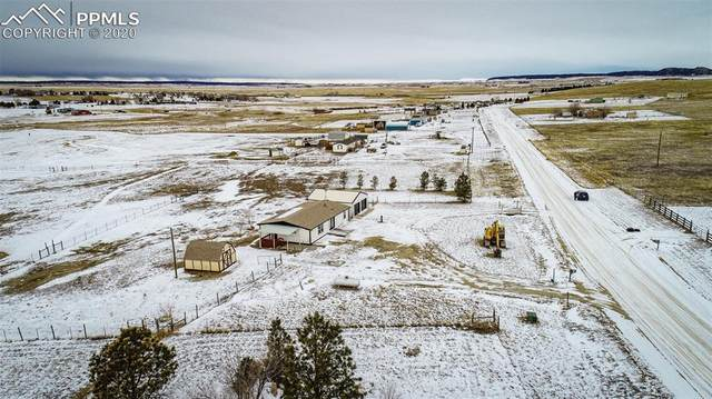 12430 Safe Landing Drive, Peyton, CO 80831 (#3852649) :: The Kibler Group