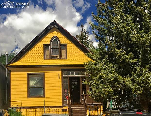 309 S Fourth Street, Victor, CO 80860 (#3857818) :: Fisk Team, RE/MAX Properties, Inc.