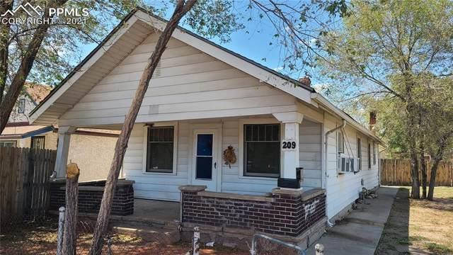 209 Clark Street, Pueblo, CO 81003 (#3857825) :: Tommy Daly Home Team
