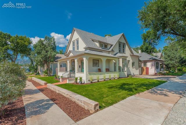 2 S 8Th Street, Colorado Springs, CO 80905 (#3858498) :: The Treasure Davis Team