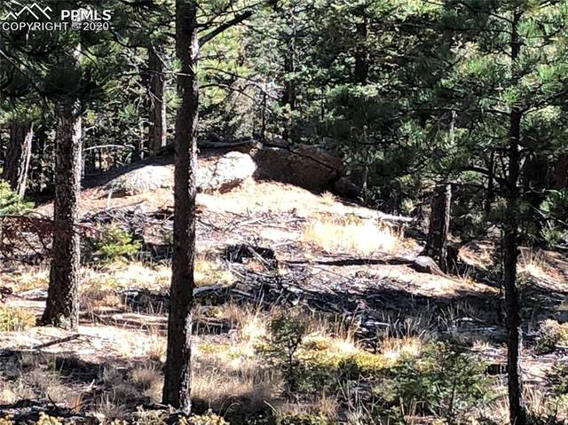 TBD Ponderosa View, Manitou Springs, CO 80829 (#3858723) :: Action Team Realty