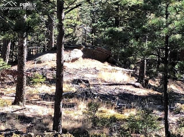 TBD Ponderosa View, Manitou Springs, CO 80829 (#3858723) :: Finch & Gable Real Estate Co.