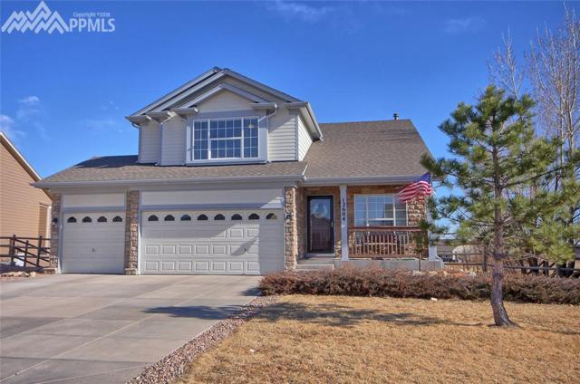 12604 Pine Valley Circle, Peyton, CO 80831 (#3859226) :: The Treasure Davis Team