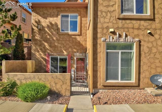 6638 Bethesda Point C, Colorado Springs, CO 80918 (#3861196) :: Springs Home Team @ Keller Williams Partners