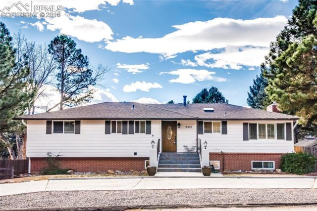 2310 N Chelton Road, Colorado Springs, CO 80909 (#3862074) :: Jason Daniels & Associates at RE/MAX Millennium