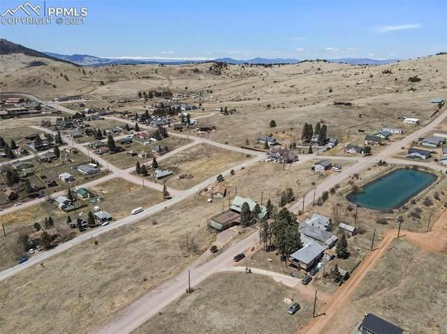 Placer Street, Cripple Creek, CO 80813 (#3863370) :: The Treasure Davis Team | eXp Realty