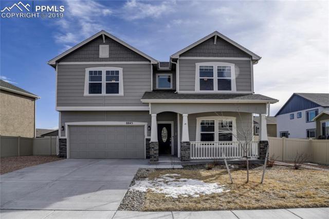 8845 Vanderwood Road, Colorado Springs, CO 80908 (#3864077) :: Tommy Daly Home Team