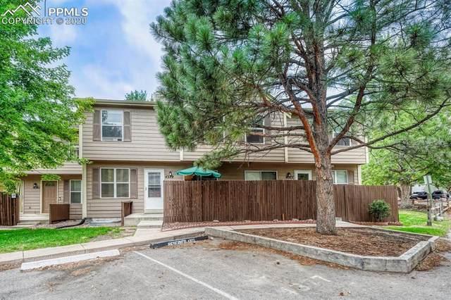 4379 Hawks Lookout Lane, Colorado Springs, CO 80916 (#3865803) :: Finch & Gable Real Estate Co.